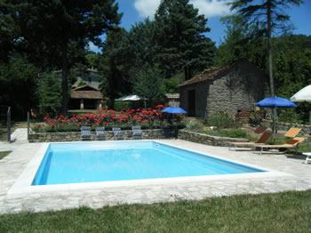Agriturismo umbria perugia citt di castello - Green garden piscina ...
